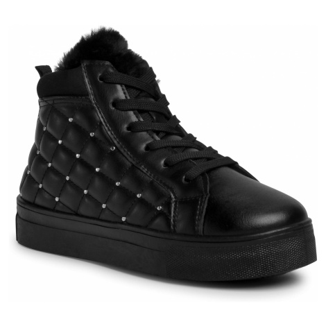 Sneakersy NELLI BLU - CSL19045-01 Black