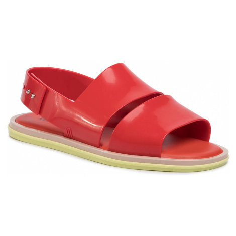 Sandały MELISSA - Carbon Ad 32688 Red/Yellow/Beige 53613