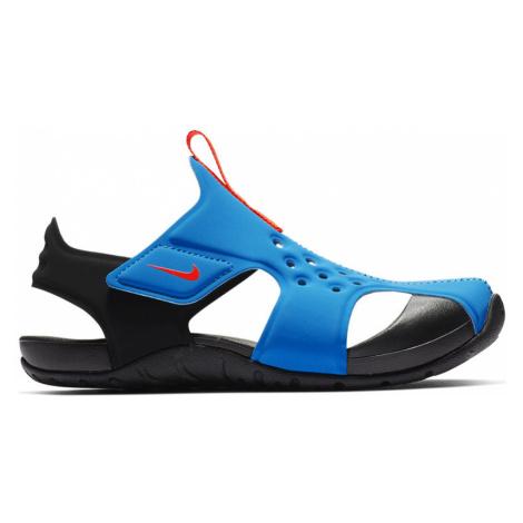 Nike Sunray Protect 2 (PS) Dziecięce Niebieskie (943826-400)