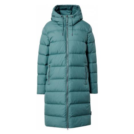 JACK WOLFSKIN Płaszcz outdoor 'Crystal Palace' pastelowy niebieski