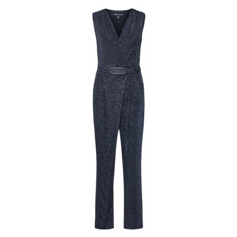 Mela London Kombinezon 'GLITZ JUMPSUIT' czarny