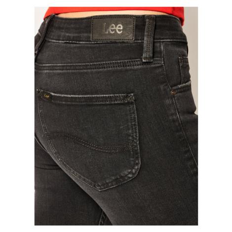 Lee Jeansy Skinny Fit Scarlett L526YGLI Czarny Skinny Fit
