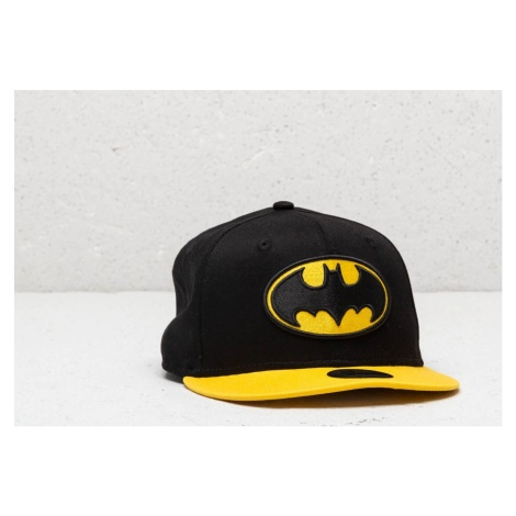 New Era Kids Essential Batman Snapback Black/ Yellow