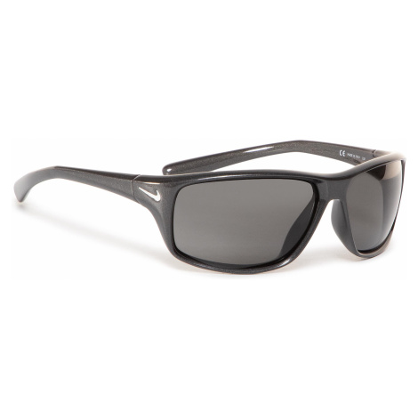 Okulary przeciwsłoneczne NIKE - Adrenaline EV0605 003 Stealth/Grey Lens