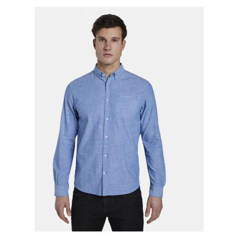 TOM TAILOR Koszula błękitny