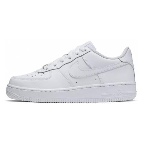 Buty dla dużych dzieci Nike Air Force 1 - Biel