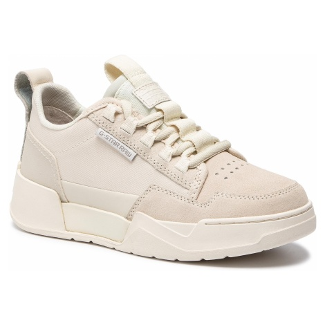 Sneakersy G-STAR RAW - Rackam Yard II Low Wmn D12451-B035-205 Bisque