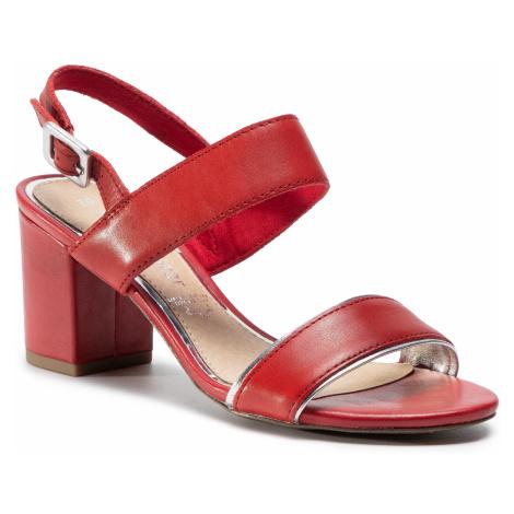 Sandały MARCO TOZZI - 2-28335-24 Chili Comb 543
