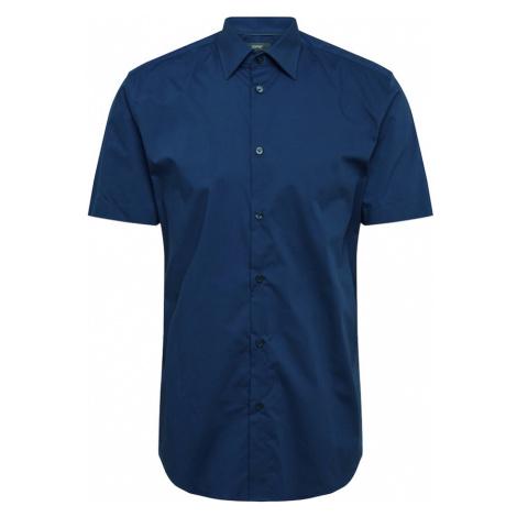 Esprit Collection Koszula ciemny niebieski