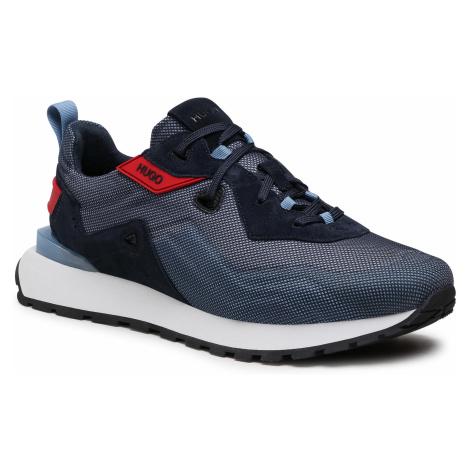 Sneakersy HUGO - Cubite 50451944 10235051 01 Open Blue 460 Hugo Boss
