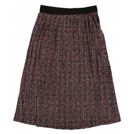 KIDS ONLY Spódnica 'ELEMA' czerwony / biały / czarny