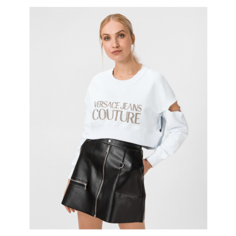 Versace Jeans Couture Bluza Biały