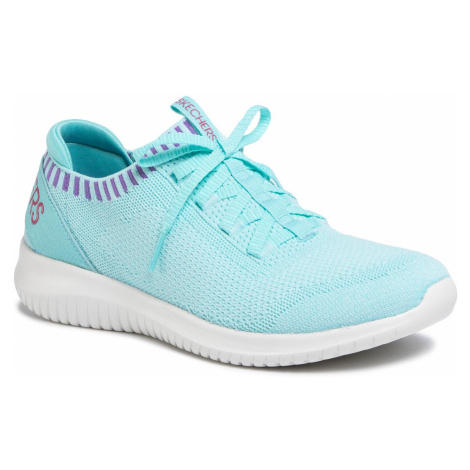 Buty SKECHERS - Rapid Attention 149065/TURQ Turquoise