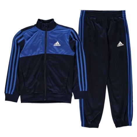 Adidas Tiberio Closed Hem Tracksuit Junior Boys