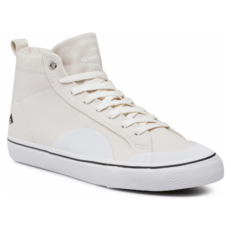 Sneakersy EMERICA - Omen Hi 6101000117 White 100 Emerica.