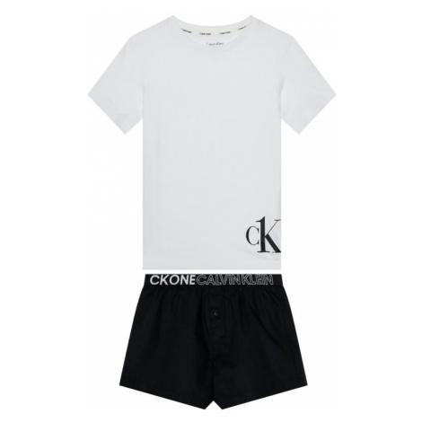 Calvin Klein Underwear Piżama Woven Pj B70B700333 Biały
