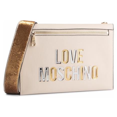 Torebka LOVE MOSCHINO - JC4260PP07KI0110 Avorio