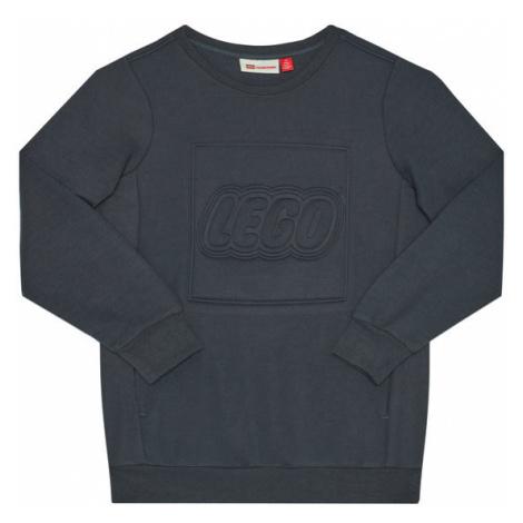 LEGO Wear Bluza LwTulla 600 23037 Granatowy Regular Fit