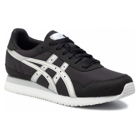 Sneakersy ASICS - Runner 1192A126 Black/Silver 001