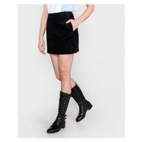 Calvin Klein Spódnica Czarny