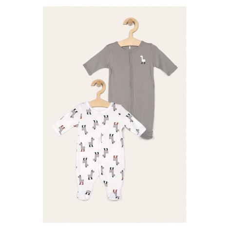 Name it - Śpioszki niemowlęce 50-98 cm (2 pack)