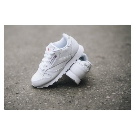 Buty dziecięce sneakersy Reebok Classic Leather Kids 50172