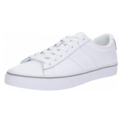 POLO RALPH LAUREN Trampki niskie 'Sayer leather' biały