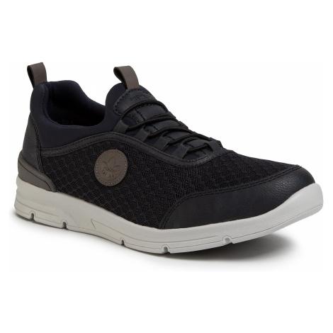 Sneakersy RIEKER - 16491-14 Blue