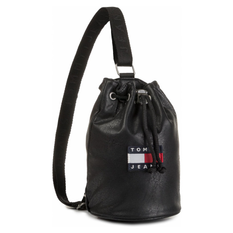 Torebka TOMMY JEANS - Tjw Heritage Small Le Sling Bag AW0AW07335 BDS Tommy Hilfiger