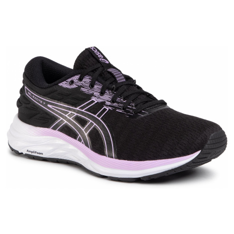 Buty ASICS - Gel-Excite 7 Twist 1012A564 Black/Lilac Tech 001