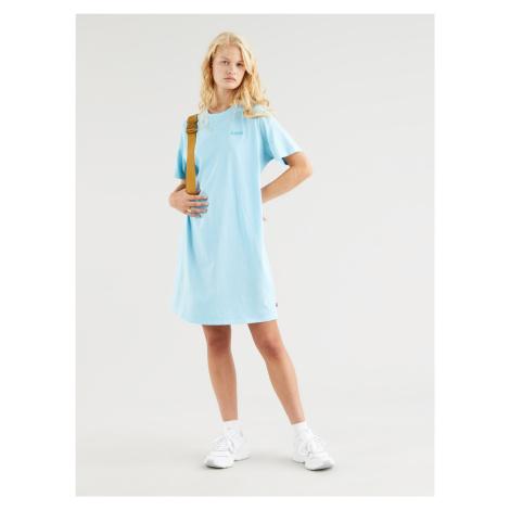 Levi's niebieski luźna sukienka - M Levi´s