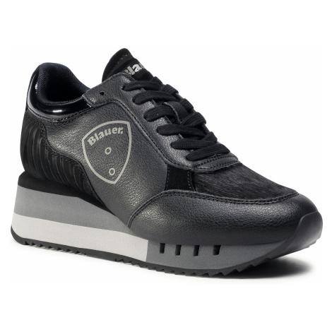 Sneakersy BLAUER - F0CHARLOTTE05/ZEF Black