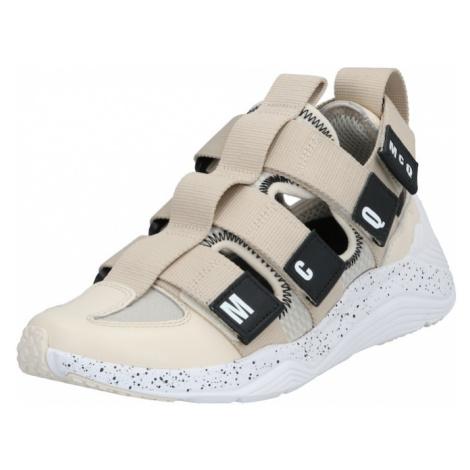 McQ Alexander McQueen Sandały 'TECH SANDAL 1.0' offwhite / biały