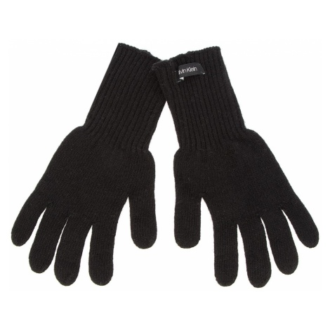 Rękawiczki Damskie CALVIN KLEIN - Basic Knitted Gloves K60K604747 001