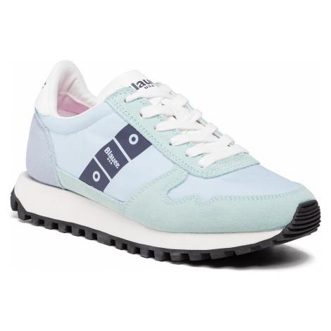 Sneakersy BLAUER - S1MERRILL01/NYS Ltb Light Blue