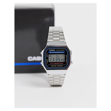 Casio A168WA-1YES Digital Bracelet Watch