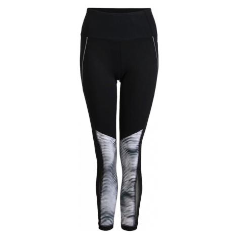 Marika Spodnie sportowe 'CULLEN 25' czarny / biały