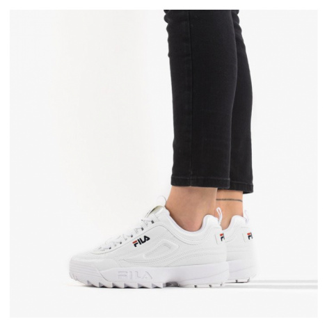 Buty damskie sneakersy Fila Disruptor Low 1010746 1FG