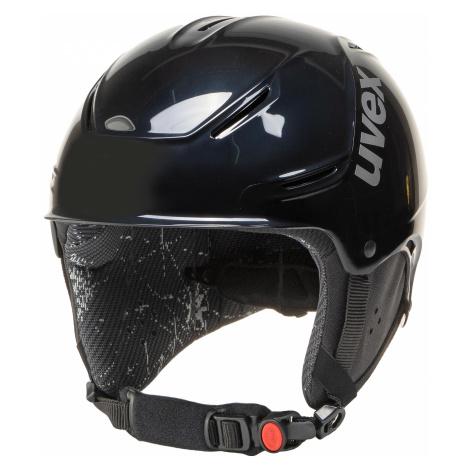 Kask narciarski UVEX - P1us Rent 5662072103 Black