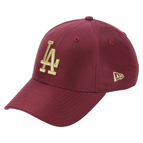 czapka z daszkiem New Era 9FO Sport MLB Los Angeles Dodgers - Marron/Gold