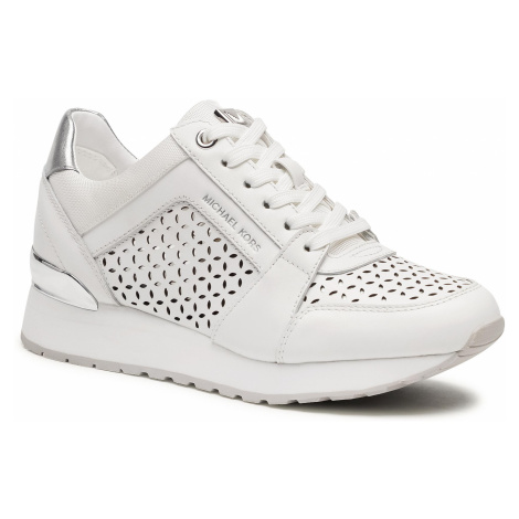 Sneakersy MICHAEL MICHAEL KORS - Billie Trainer 43R1BIFS2L Optic White