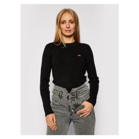 Levi's® Sweter Crew Rib 21967-0001 Czarny Regular Fit Levi´s
