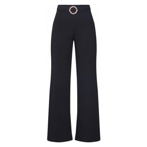 SISTERS POINT Spodnie 'GALMA-PA' czarny