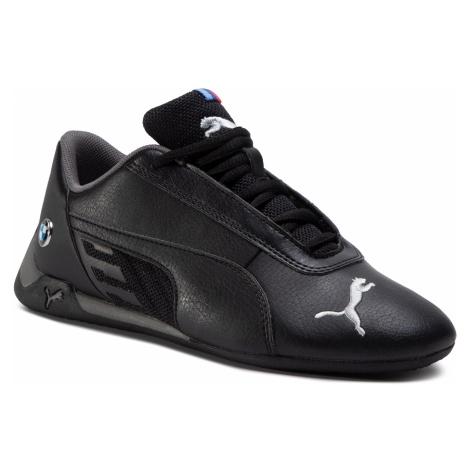 Sneakersy PUMA - BMW MMS R-Cat Jr 306531 01 Puma Black/Puma Black