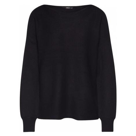 ONLY Sweter 'CLARA' czarny