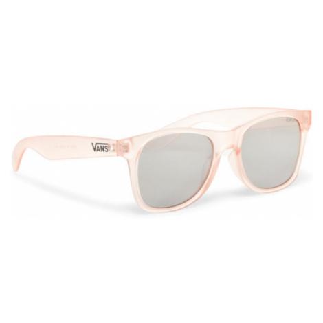 Vans Okulary przeciwsłoneczne Spicoli Flat Sh VN0A36VIXZV1 Różowy