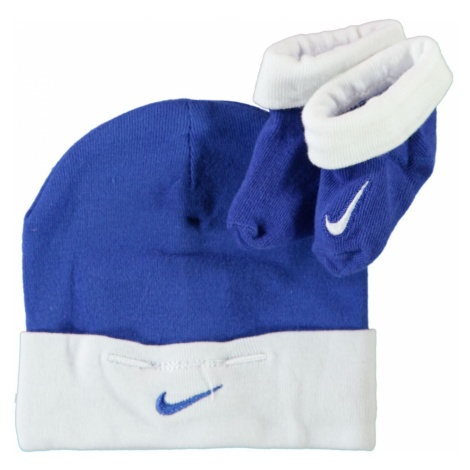 Nike Hat Bootie Set Baby Boys