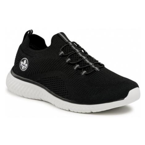 Rieker Sneakersy N9474-00 Czarny