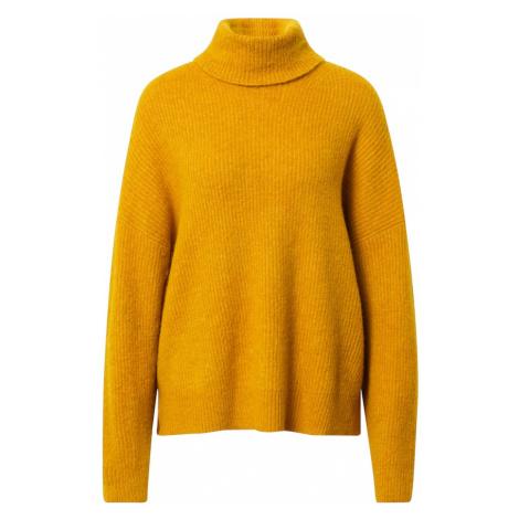 Rich & Royal Sweter żółty