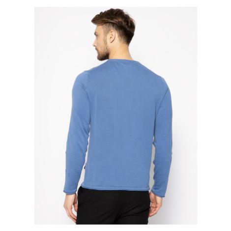 Joop! Jeans Sweter 15 JJK-03Haven 30014393 Niebieski Regular Fit